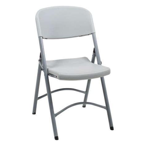 chaise pliante en poly 233 thyl 232 ne norman 4 pieds tables chaises et tabourets