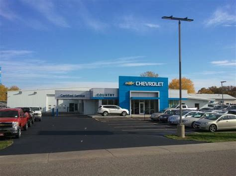 Country Chevrolet  Annandale, Mn 55302 Car Dealership