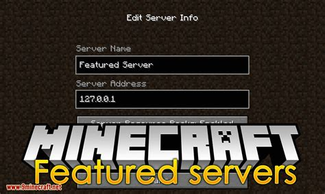 featured servers mod  stop shipping servers