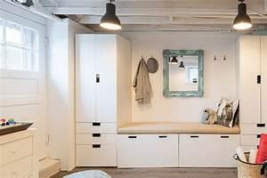 meuble rangement entree couloir With meuble d entree chaussures 9 amenager son entree meubles amp decoration alinea