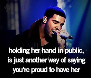 drake, love, proud, quote, relationship - image #328509 on ...
