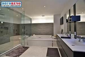 eclairez et decorez votre salle de bain avec l39 eclairage led With salle de bain design avec décoration noel lumineuse led