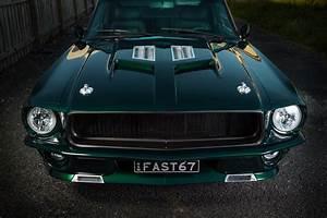 This 1967 Ford Mustang is One of Four Mustangs Built For His Sons - Hot Rod Network