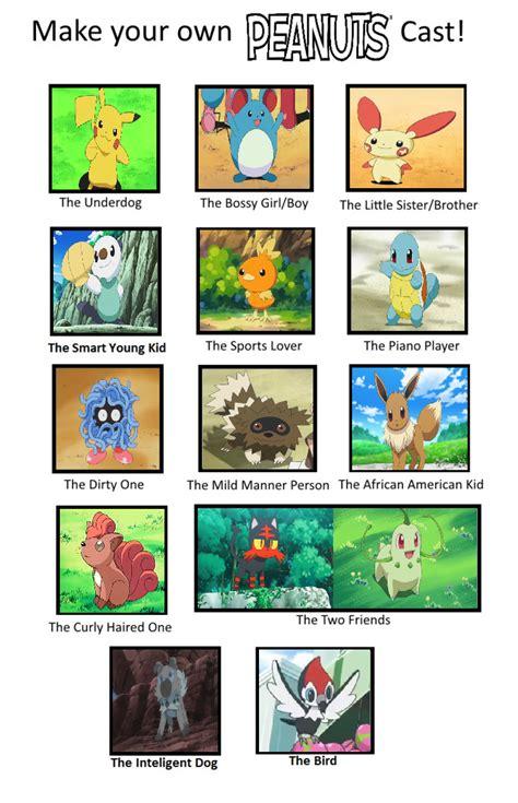 Create Your Own Meme Comic - pokemon pikipeck pokemon sun evolutions images pokemon images