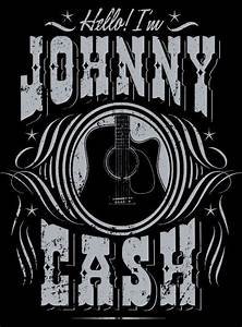 Johnny Cash Poster : 17 best images about johnny cash on pinterest legends posts and pictures of ~ Buech-reservation.com Haus und Dekorationen