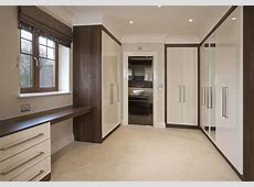 Built in walkin wardrobes Bespoke walk in wardrobe designs