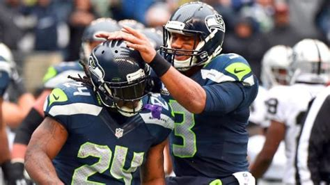 marshawn lynch stats news  highlights pictures