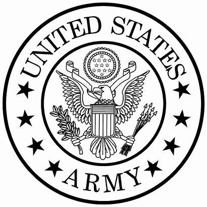 Army Clipart Seal Vector United States Symbols