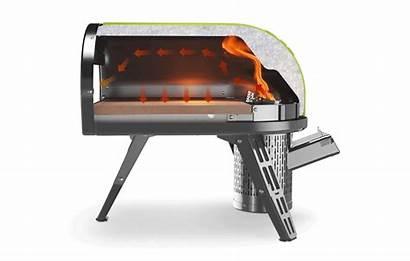 Pizza Portable Oven Roccbox Wood Stove Stone