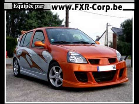 renault clio 2 tuning renault clio ii lifting tuning