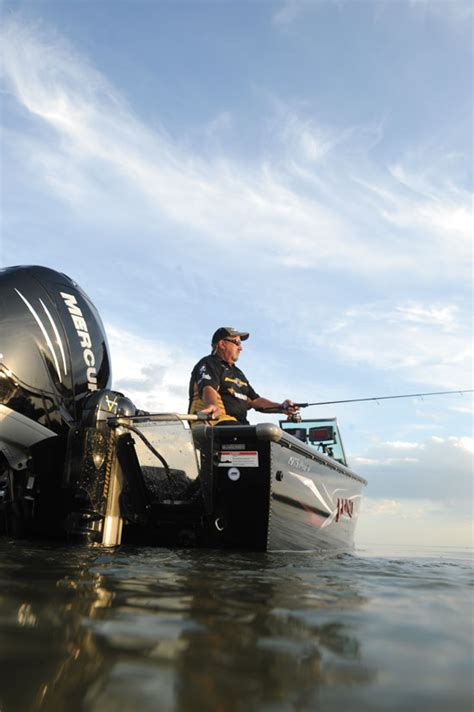 Lund Boats For Sale Walleye Central by Tricking Out Your Walleye Boat In Fisherman