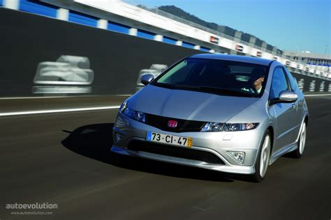 Honda Civic Type-r Specs & Photos