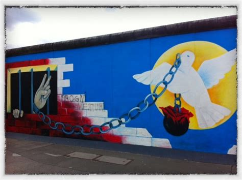 berlin east side gallery style romantique and rebel