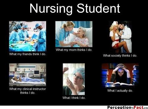Nursing Student Memes - nursing student what people think i do what i really do perception vs fact future