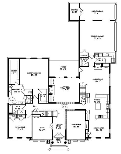 5 Bedroom House Plans Australia by 653916 Two Story 5 Bedroom 4 5 Bath Traditional Style