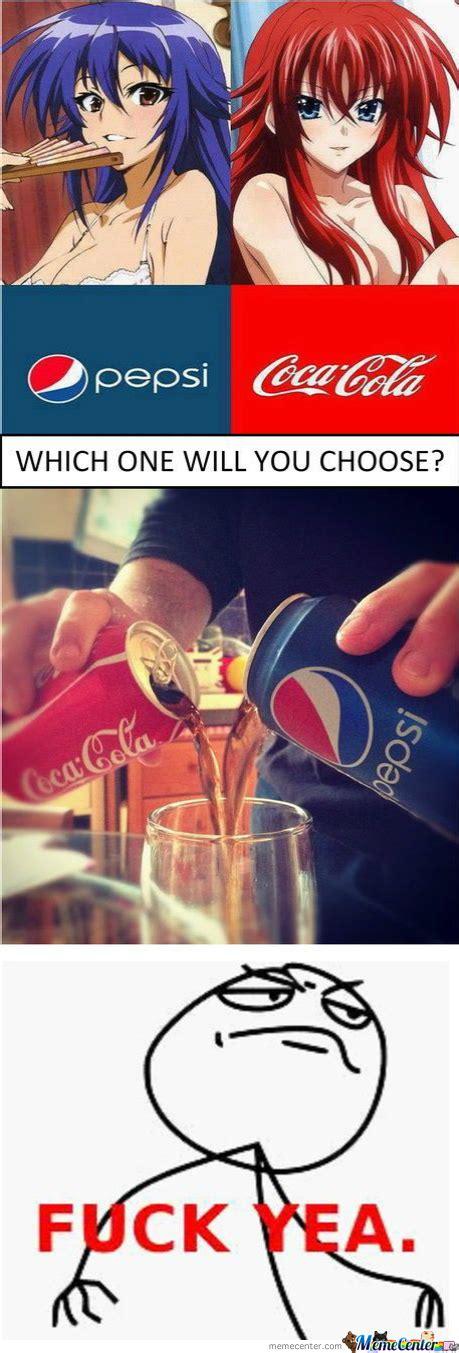Pepsi Memes - pepsi vs coca cola by recyclebin meme center