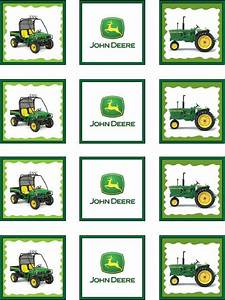 200 best images about john deere tractor printables on With kitchen colors with white cabinets with free happy birthday stickers