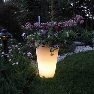 15 illuminated planters that you would like to it in