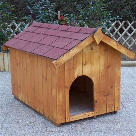 niche 224 chien en bois avec toit bitum 233 et plancher sally