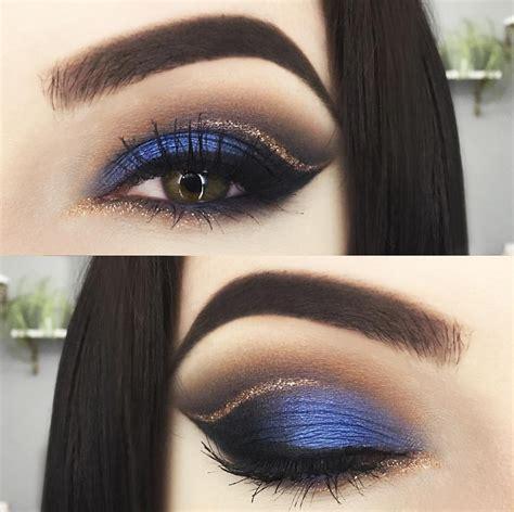 blue eyeshadow      season  urban guide