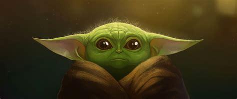 2560x1080 Baby Yoda Fanart 2019 2560x1080 Resolution