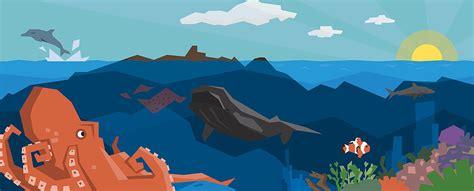 bbc bitesize    ocean habitat