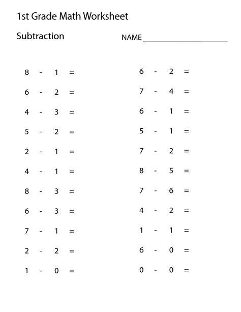 1st grade math worksheets free bostonusamap