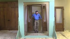 Installing A Sidelight--door--sidelight Unit