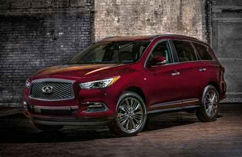 2019 Infiniti Qx60 New Package, Design, Specs 20182019