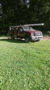 2005 F350 6 0 4x4 Utility Bed For Sale In Lenoir City  Tn