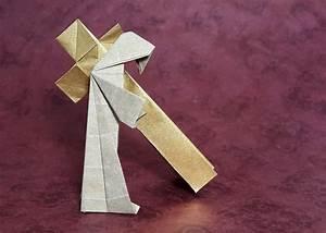Origami Christian Religion