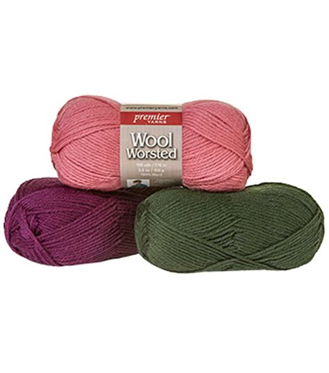 worsted yarn wool worsted yarn jo ann