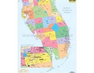 South Florida County Zip Code Map