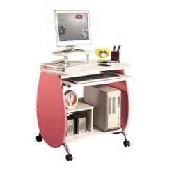 kids computer work station in pink computer desks for girls