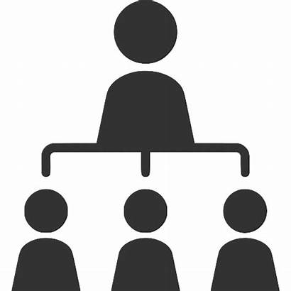 Icon Manager Hierarchy Business Leadership Leader Icons