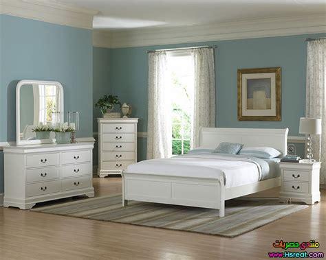 ديكورات غرف نوم هادية بيضاء صور ديكور غرف نوم جميله غرف