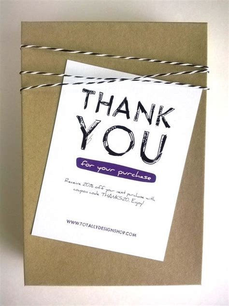 thank you card template maker business thank you cards printable instant by