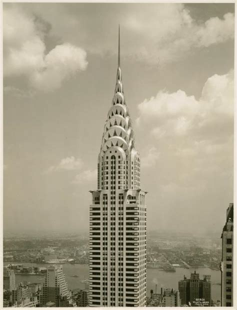 History Of The Chrysler Building by The Chrysler Building History And Photography New York S