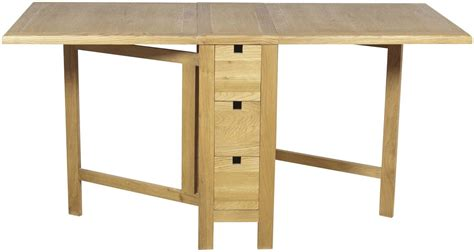 Oak Leaf Furniture by Buy Furniture Link Hampshire Oak Table Gate Leg Online