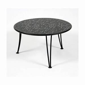 Table Basse Jardin Metal : table basse jardin metal ~ Teatrodelosmanantiales.com Idées de Décoration