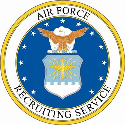 Force Air Svg Shield United States Recruiting