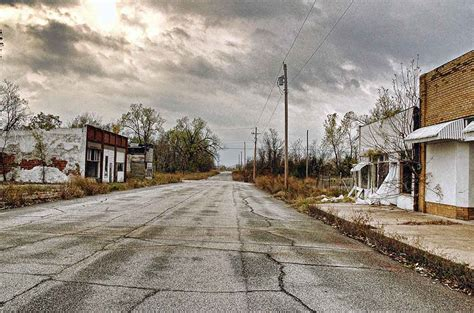 ghost town    toxic place  america
