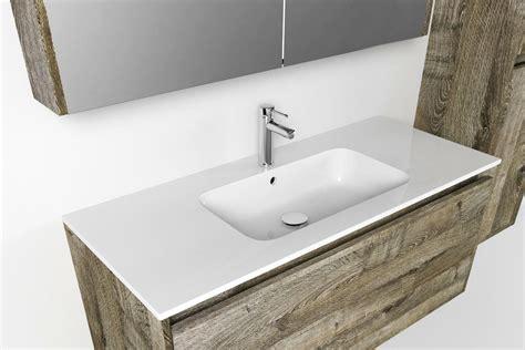 Badmöbel Unterschrank Waschbecken by Badm 246 Bel Unterschrank Quot Ferrano Quot 120 Cm Mit Mineralguss