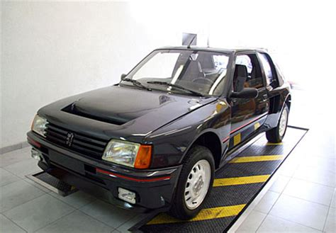 Peugeot 205 T16 For Sale by Re Autosport Ykywt Peugeot 205 T16 Page 3 General