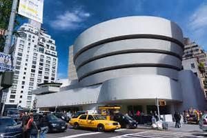 Guggenheim museum unveils karat gold toilet you can