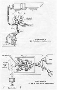 singer 15 91 wiring diagram google search antique With singer wire diagram