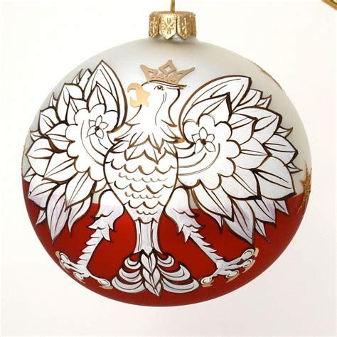 polish eagle ornament holiday pinterest trees