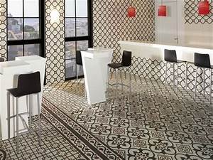 Carrelage Imitation Carreaux De Ciment Point P
