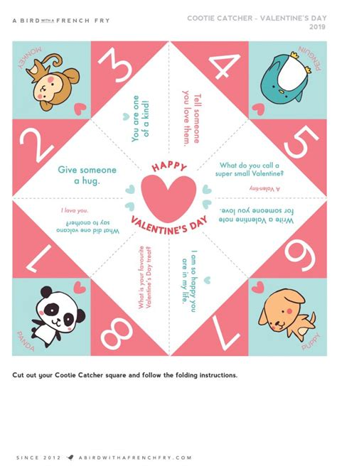Print Out Valentine Cards