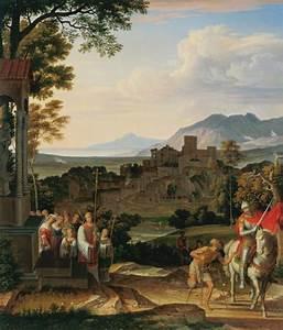 Saint Martin Paysage : joseph anton koch en reproductions imprimes ou peintes sur ~ Premium-room.com Idées de Décoration